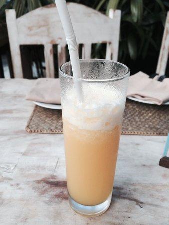 Cafe Asia: Fresh juice, mmmm!