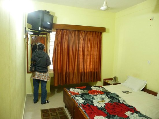 Hotel Mayura Yatrinivas Mysore: Room
