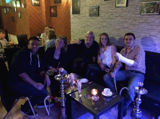 Shisha House: Saturday night