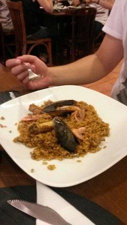 La Formiga Picona: Paella