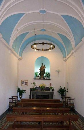 Chapel of Mare de Deu del Socors: интерьер
