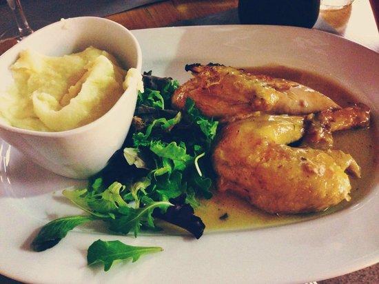 Profiteroles foto de di pi nice tripadvisor - Restaurant di piu nice ...
