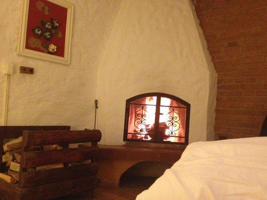 Pousada Villa D'Amore: Quarto aconchegante