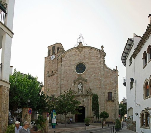 Parish Church of Sant Vicenc: Church of Sant Vicenc