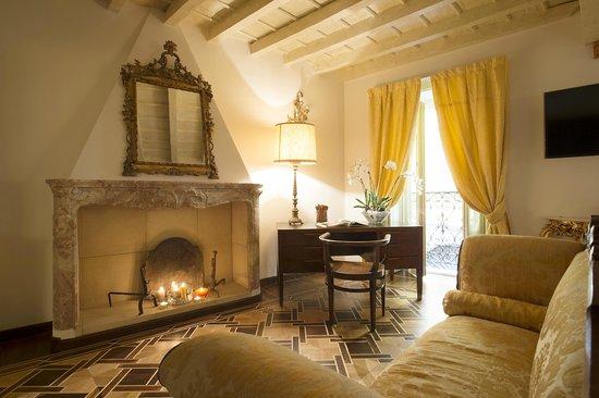 Santa Marta Suites: Suite oro