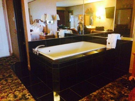 بست ويسترن بلس دوكسايد ووترفرانت إن: Nice large tub in room
