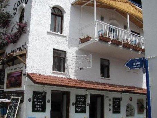 Sofra Terrace Restaurant: Sofra Restaurant