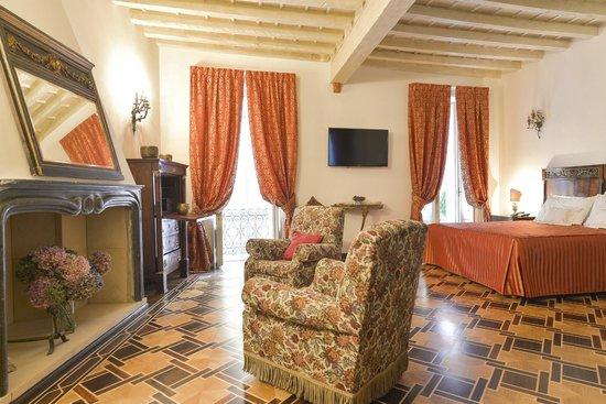 Santa Marta Suites: Suite rossa