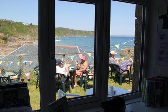 Coast Path Cafe: Cliff Path Cafe