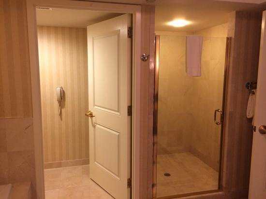 Resorts Casino Hotel: master bathroom #5108