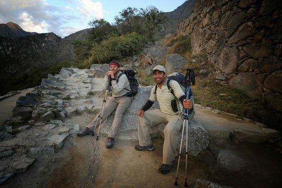 Terra Explorer Peru: our heros