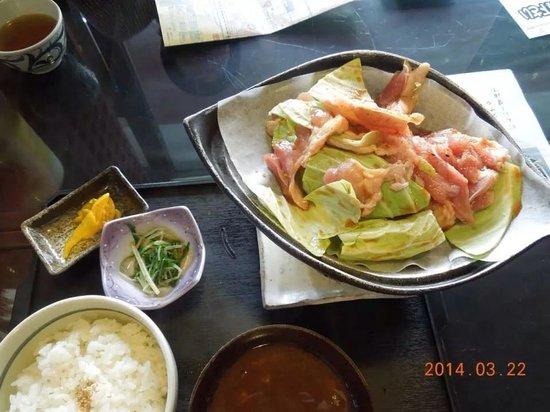 Shokusaibo Dining Sho: 鶏ちゃん