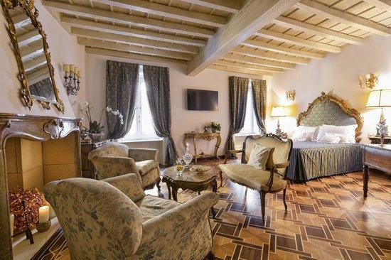 Santa Marta Suites: Suite blu