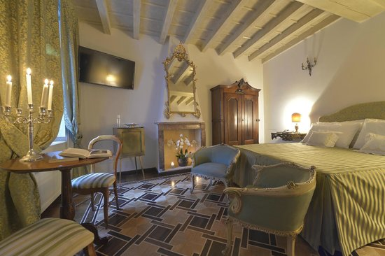 Santa Marta Suites: Room verde