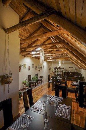 La Capilla Lodge: Restaurant at La Capilla Lodge.