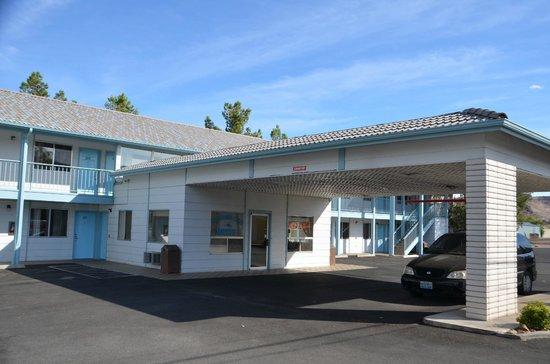 Exchange Club Motel: La réception