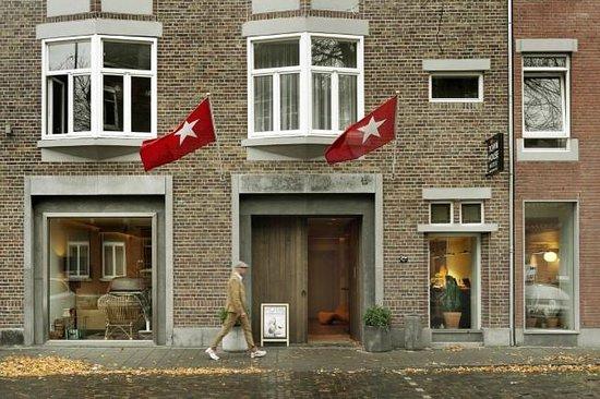 تاون هاوس ديزاين هوتل ماستريخت: Hotel entrance