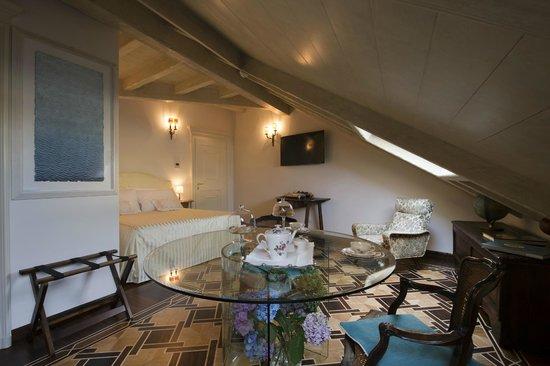 Santa Marta Suites: Suite beige