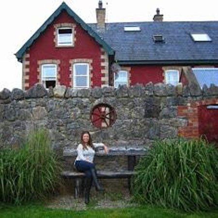 Rigney's Farmhouse Bed & Breakfast : Enjoying the farm