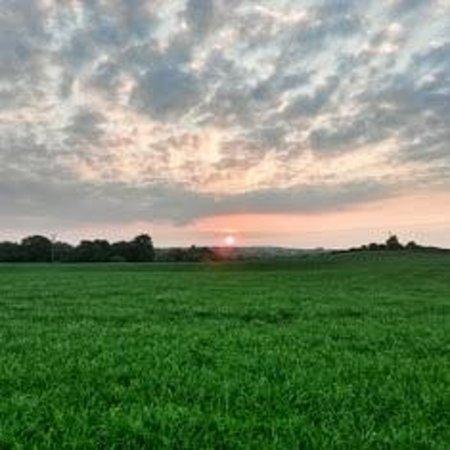 Rigney's Farmhouse Bed & Breakfast: Sunset