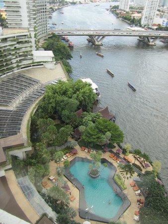 فندق شانغريلا، بانكوك: View