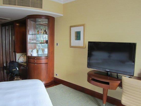 فندق شانغريلا، بانكوك: Our room