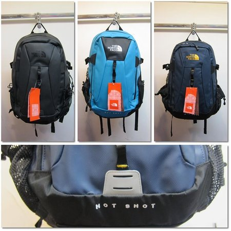 Factory Outlet: The North Face Backpack HOT SHOT series