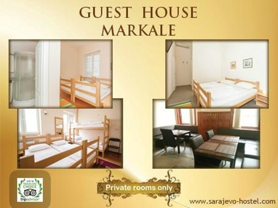 Guest house Markale: MarkaleGuest House - welcome !!!