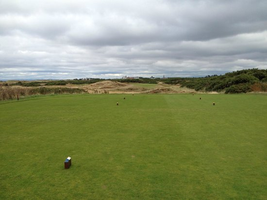 Wigton, UK: SILLOTH GOLF COURSE