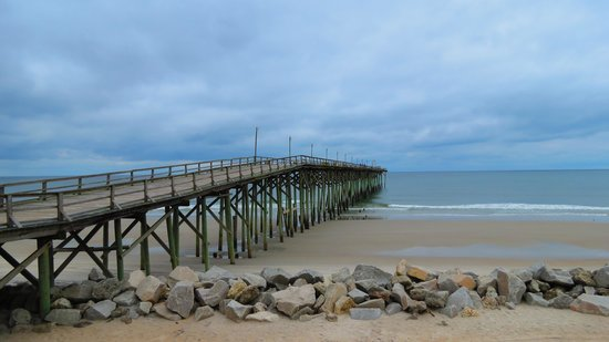 Nearby fishing pier picture of courtyard by marriott for Carolina beach fishing