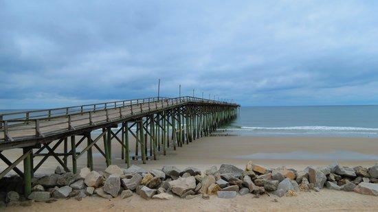 Courtyard by Marriott Carolina Beach: nearby fishing pier