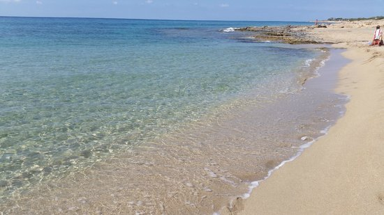 جراند هوتل دي كافاليري: Spiaggia D'Ayala