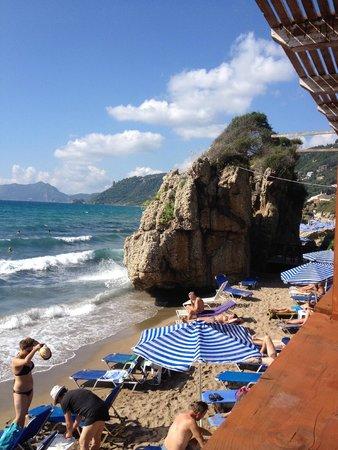 Mayor La Grotta Verde Grand Resort: beach