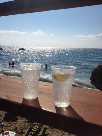 Mayor La Grotta Verde Grand Resort: Gin and tonic