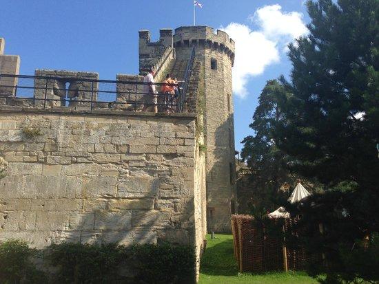 Warwick Castle: Warwick Castle
