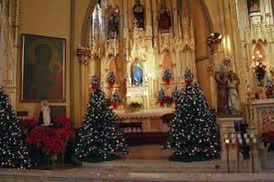 Sweetest Heart of Mary Roman Catholic Church: SHM at Christmas