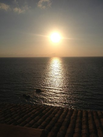 Mayor La Grotta Verde Grand Resort: view from roof terrace