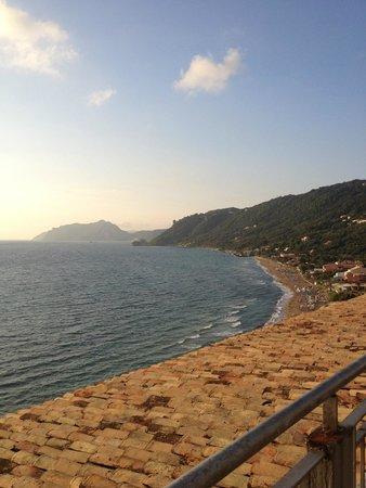 Mayor La Grotta Verde Grand Resort: view from the roof terrace