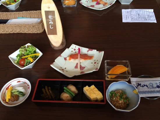 Only You: 朝食