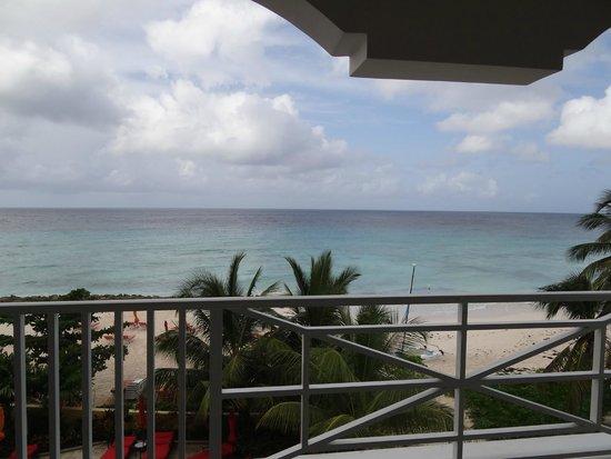 أوشن تو ريزورت آند رزيدنسز: view from balcony (picture doesn't do it justice)