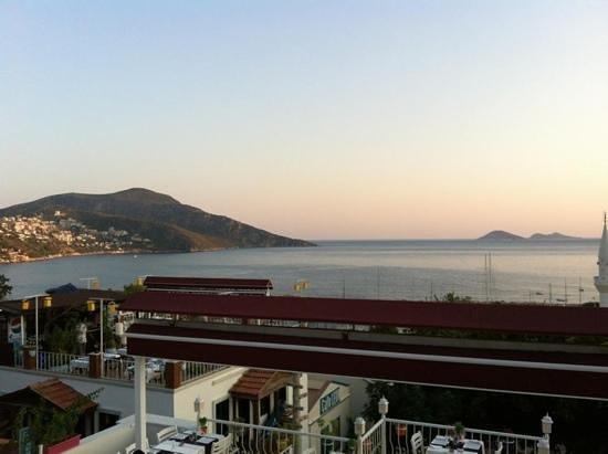 Agora Restaurant: Good view