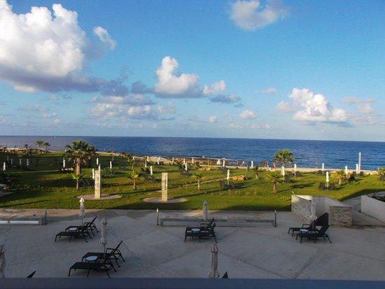 أمفورا هوتل آند سويتس: View from our room