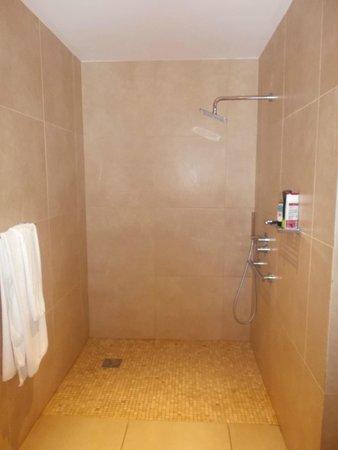 أمفورا هوتل آند سويتس: Wet room