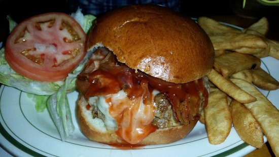 Jackson Hole Burgers: ☺