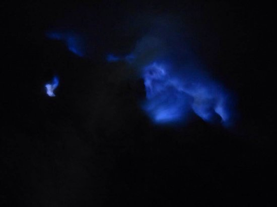 ‪‪Indoparadiso - Day Tours‬: Blue fire in Ijen vulcano‬