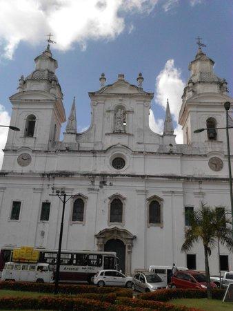 Espaco Cultural Casa das Onze Janelas: Igreja Catedral da Sé