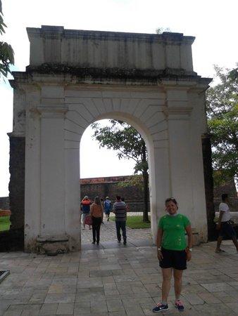 Espaco Cultural Casa das Onze Janelas: Forte do Presépio