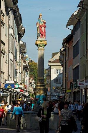 بست ويسترن هوتل يوروهوتل وورتمان: Winterthur