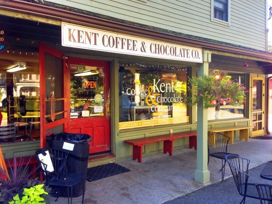‪‪Kent Coffee & Chocolate Company‬: A great place to sit and have coffee!‬