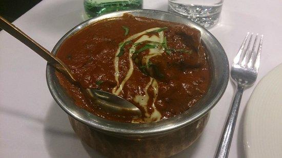 Randhawa's Indian Cuisine: Lamb Vindaloo